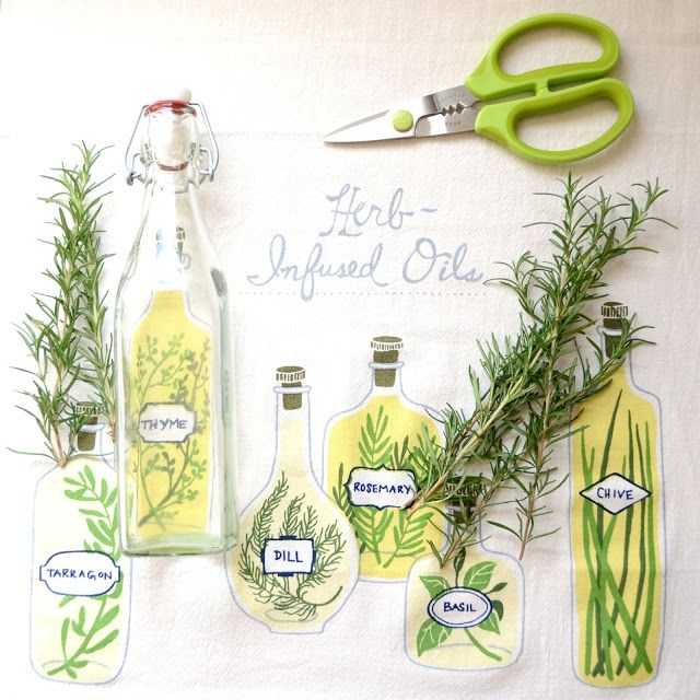 IRON & TWINE: Infused Olive Oils | Rosemary & Garlic!