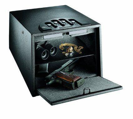Best Gun Safe Reviews : Gunvault GV2000C DLX Multi Vault Deluxe Gun Safe