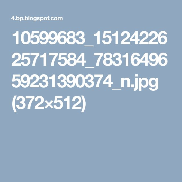 10599683_1512422625717584_7831649659231390374_n.jpg (372×512)