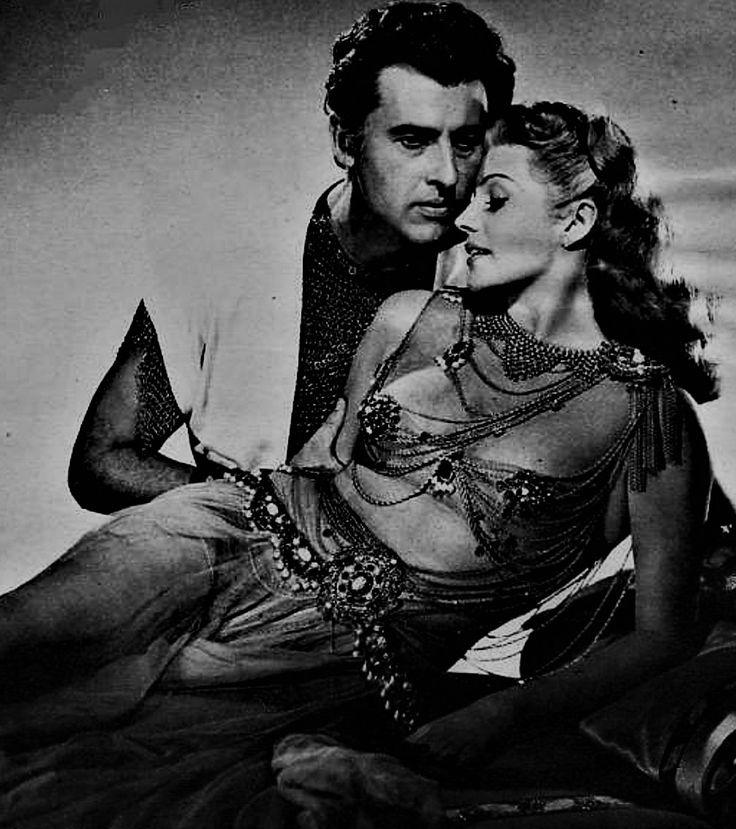 Rita Hayworth & Stewart Granger | Salome