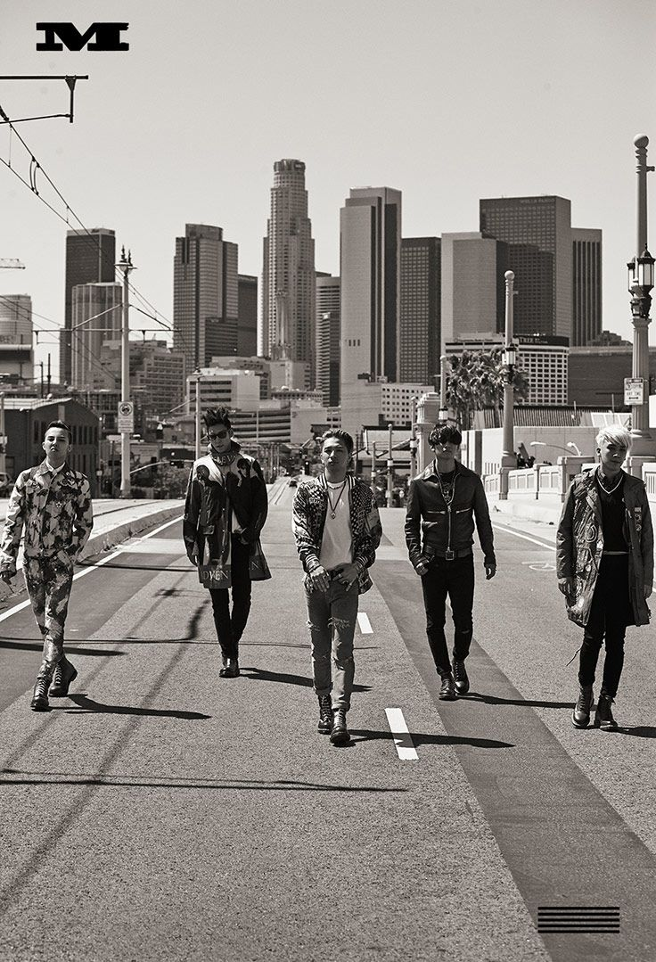"Big Bang on Popularity, Trainee Days, ""Made"" Project (Interview) - bigbangupdates (Top Bigbang)"