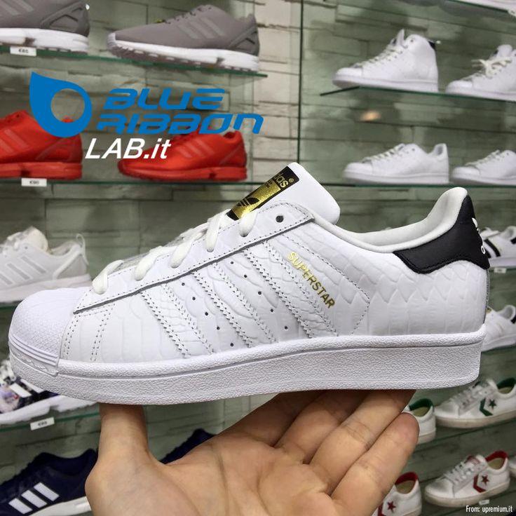 Adidas Superstar Glitter Roze