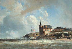 293 best images about normandy fishing lugger on pinterest - Office du tourisme trouville sur mer ...