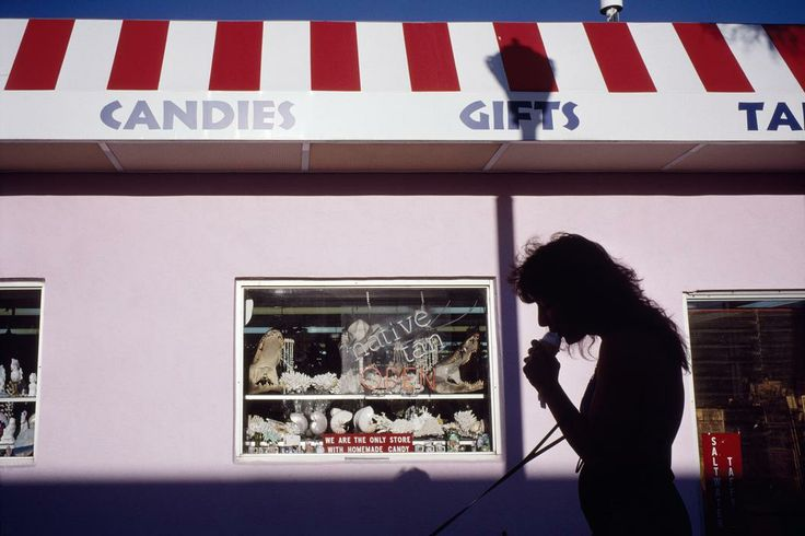 Constantine Manos. Daytona Beach 1999 Florida