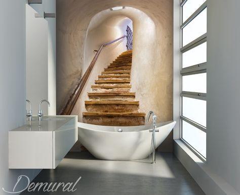 wohlige tauschungen fototapeten fur badezimmer fototapeten demural