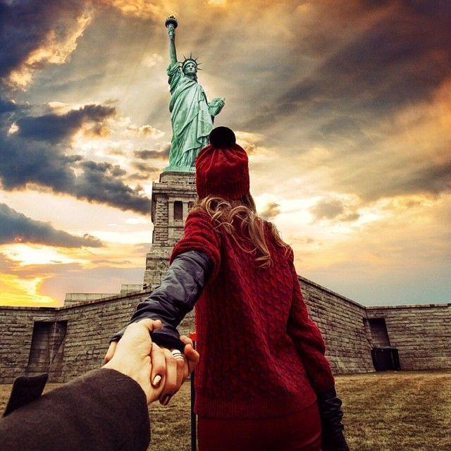 FOLLOW ME TO: Ellis Island, New York, United States
