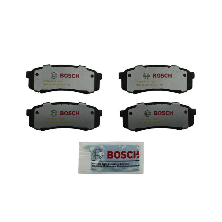 #Pastilha de #freio traseira #Bosch #Cerâmica #Mitsubishi #Pajero #Full  Peças e Acessórios para seu Carro-> MMParts.com.br