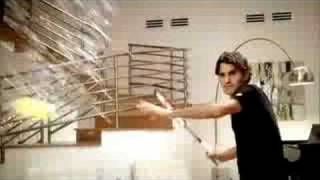 Roger Federer Nike Ad - AWESOME! - YouTube
