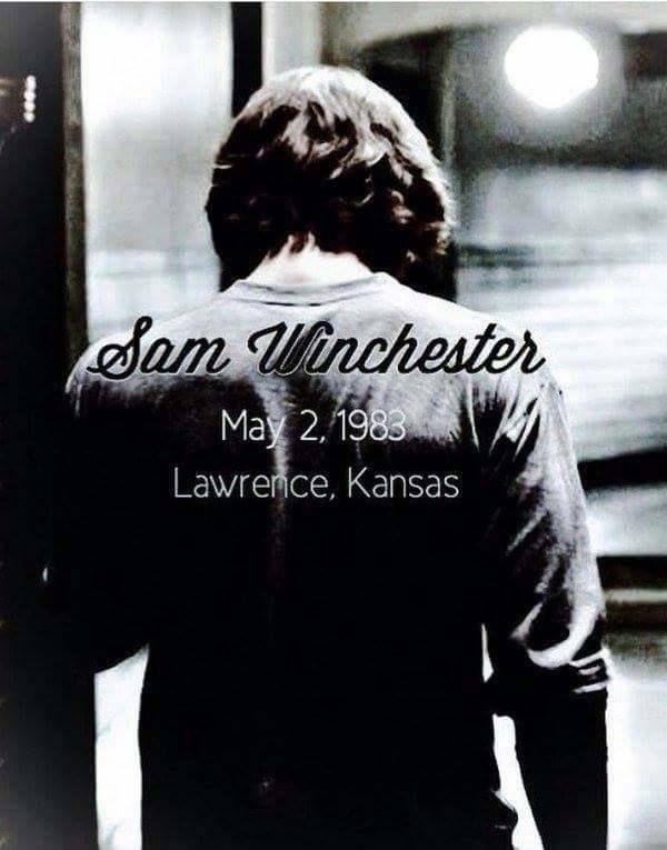 Sam Winchester Since 1983 ❤️