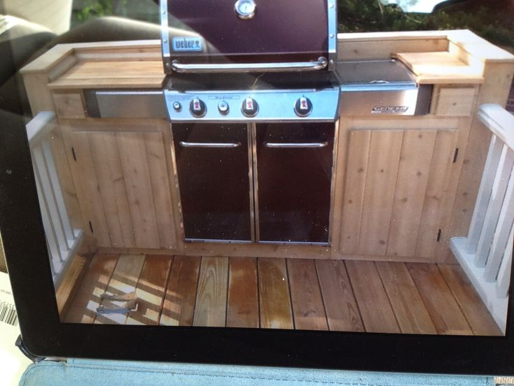 Best 25 grill station ideas on pinterest patio ideas for Built in barbecue grill ideas