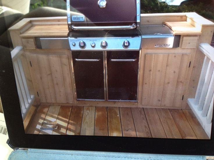 25+ best grill station ideas on pinterest | backyard patio, cheap ... - Grill Patio Ideas