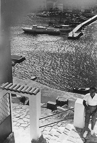 VINTAGE GREECE: Hydra, 1961