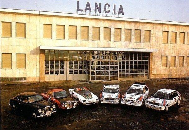Lancia by ec555 Lancia Aurelia GT Lancia Fulvia