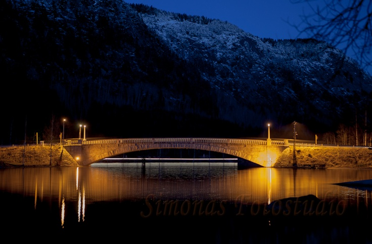 Tveitsundbrua, Treungen, Nissedal Norway Photo: Simona van Tunen, Simonas Fotostudio