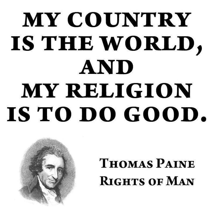 Thomas Paine Quotes: Pinterest