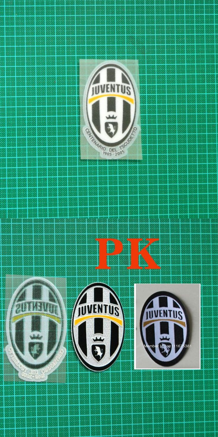 [Visit to Buy] Juventus club team soccer CALCIO SERIE A  patch soccer Badges #Advertisement