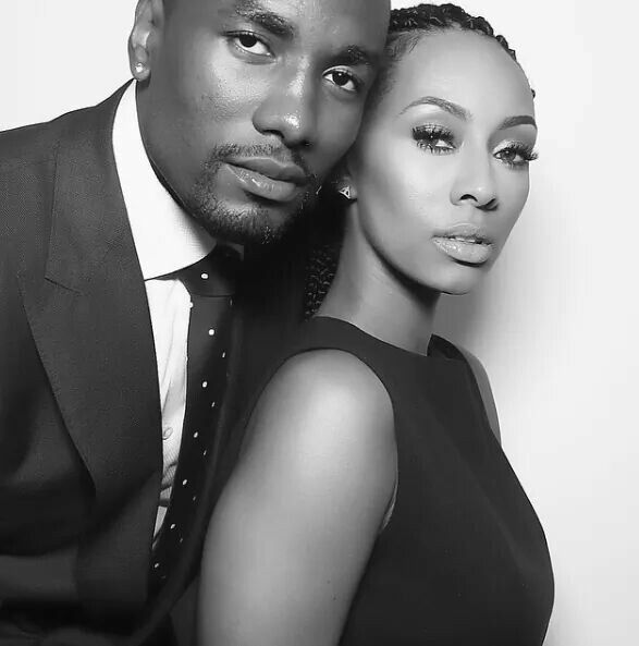 Kerry hilson and hisBoyfriend