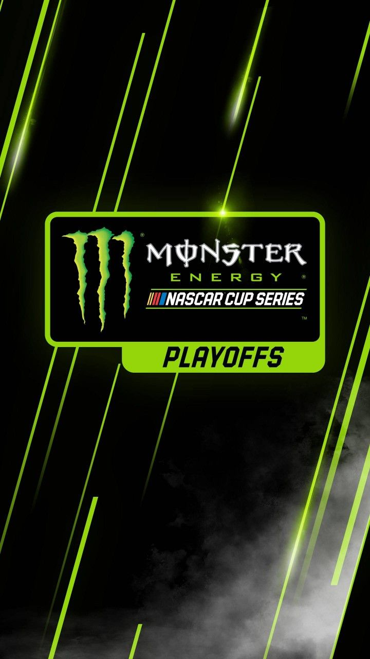 Pin By Lindsi Harper On Phone Wallpapers Nascar Monster Energy Nascar Cup Series Playoffs