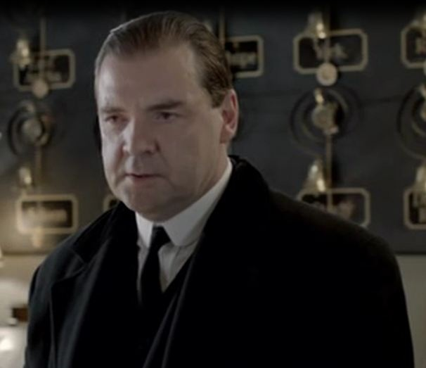 Brendan Coyle - Mr. Bates on Downton Abbey