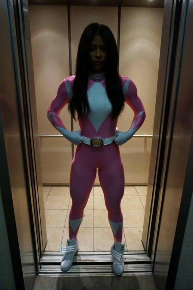 Manko Fit Power Ranger   Cosplay 2   Fitness, Fashion, Fit ...