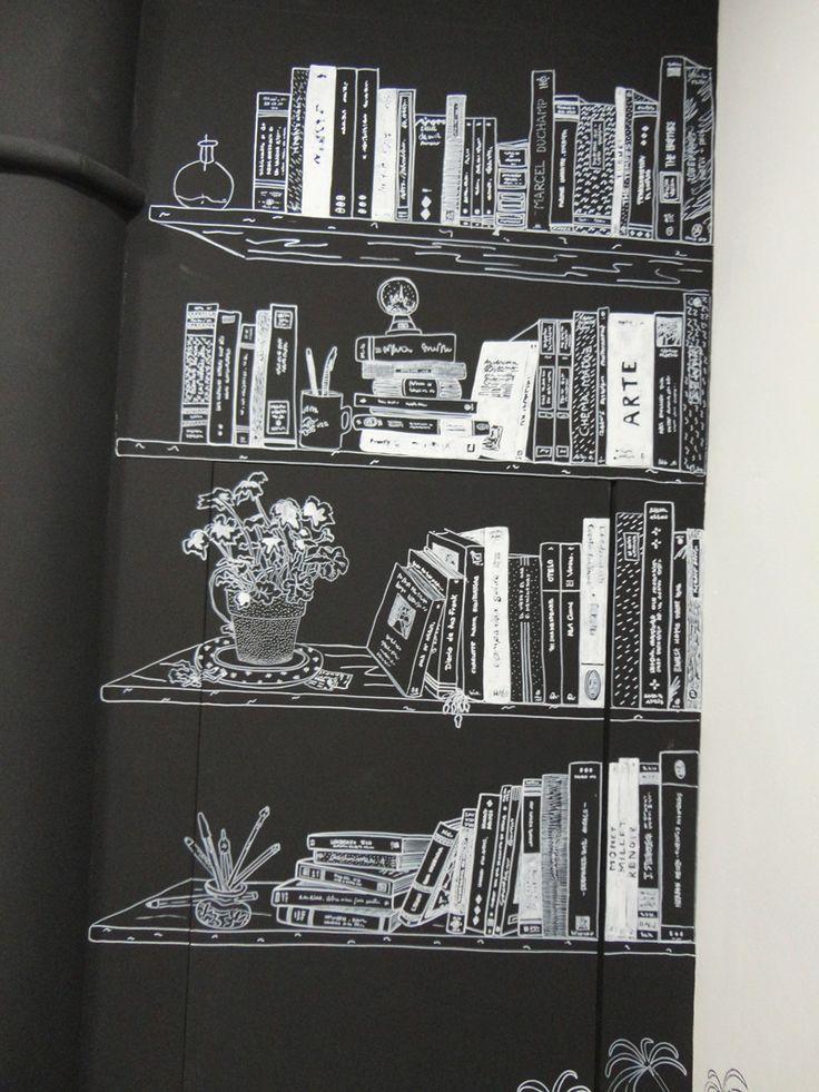 Illustration 84 pinterest for Oficina 42 madrid