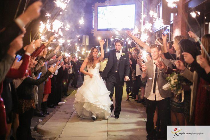 Neisler Wedding Ceremony and Reception at Iron City Bham   Photography by Angela Karen   Wedding Venues in Birmingham Alabama