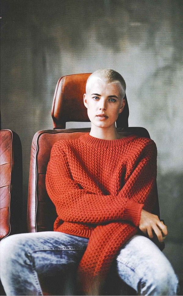 Agyness Deyn photographed by Boo George - mrcoddington.tumblr.com