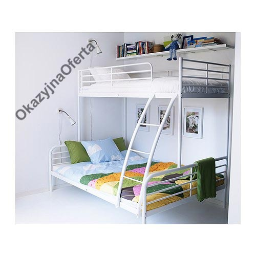 The Ikea tromso- my dream bunk bed. Here's hoping I can find one used because Ikea doesn't appear to sell these anymore!