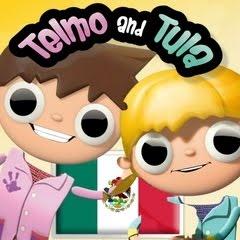 Telmo y Tula, dibujos, caricaturas, comiquitas para niños