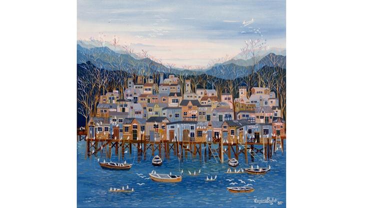 Virginia Bellati - Puerto Feliz.