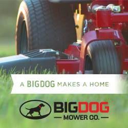 A BIGDOG makes a home!