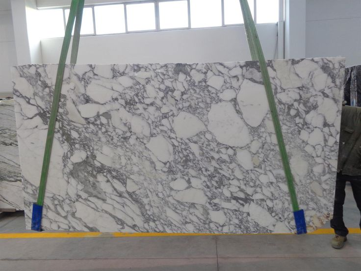 Arabescato Vaglia Polished Marble - new stock just arrived.