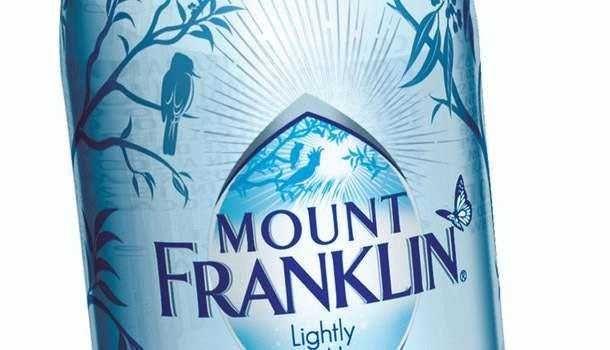 Минеральная вода Mount Franklin