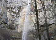 Schlossrinn waterfall, Aschau im Chiemgau