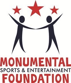 I am proud of all of Monumental Sports & Entertainment's Community Initiatives.