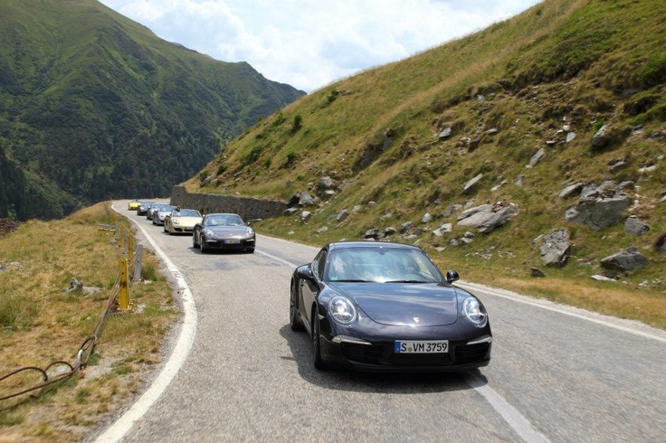 Porsche Performance Drive 2012 – Day 3: Transfagarasan Highway