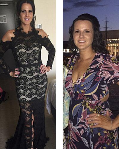 """+++Wow+++ HYPOXI hat mein Leben verändert!""""  Nadia M. (31-40), Australien.  """"Mit meinem näher rückenden 40er wollte ich fit sein und großartig aussehen! Höchste Zeit HYPOXI auszuprobieren.  Ich wurde begleitet und motiviert und ich hielt mich an die Ernährungsrichtlinien; das Resultat war verblüffend. Nach 36 Anwendungen habe ich 13 Kilo und 57 cm an Umfang verloren.  HYPOXI hat mein Leben verändert!""""         13 kg Gewichtsverlust     57 cm Umfangverlust     36 Anwendungen"""