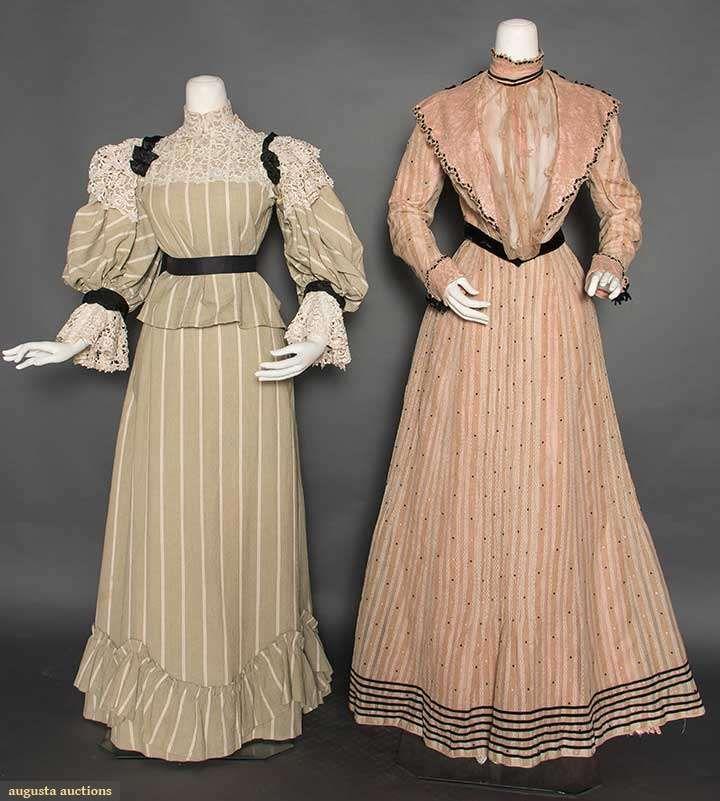 Victorian era dress colors that compliment