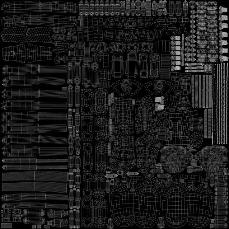 ArtStation - bags , Ruslan Aleksandrovich