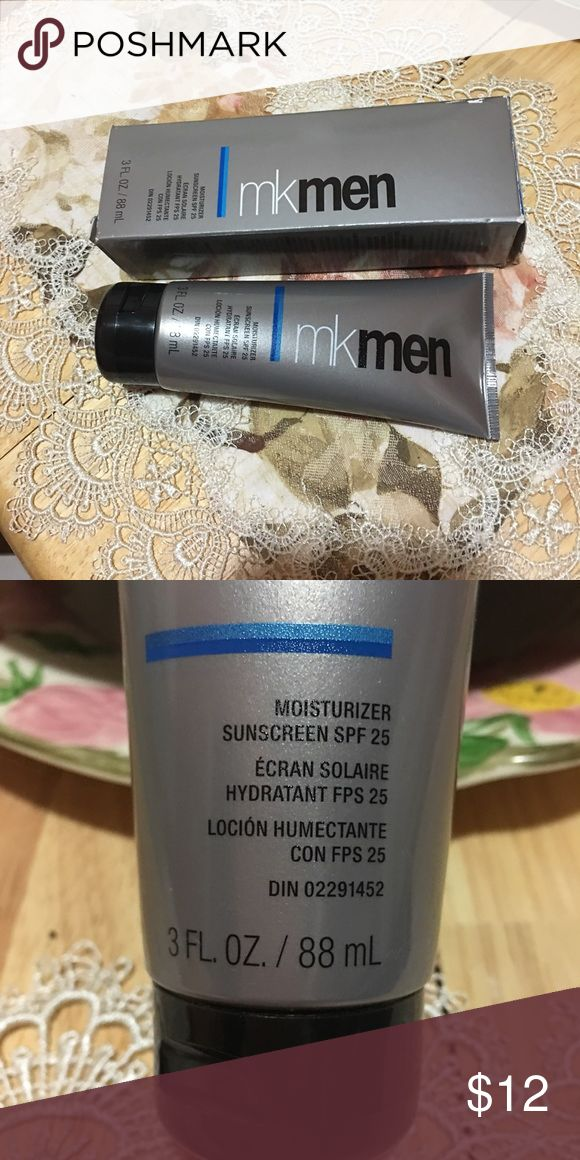 Mary Kay Men's Moisturizer Sunscreen SPF 25 Unopened Mary Kay Other