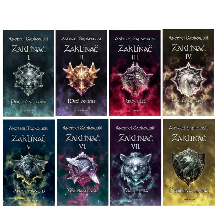 11 best witcher images on pinterest the witcher 3 white wolf the witcher book series with so beautiful covers i think no country has as beautiful covers for this series as czech has solutioingenieria Gallery
