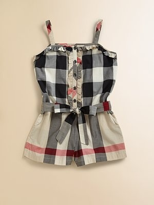 burberry baby romper?!? I want it for ME!