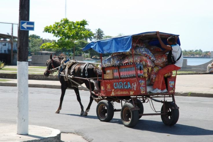 zásobování, Cinfuegos