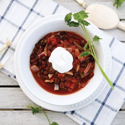 10 Healthy Chili Recipes | Black Bean Chili, Bean Chili and Chilis