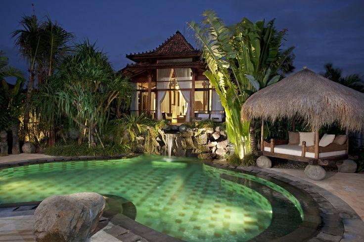 Villa Amy by night - Simply stunning! #Amy #deaVilla @Dea Villas