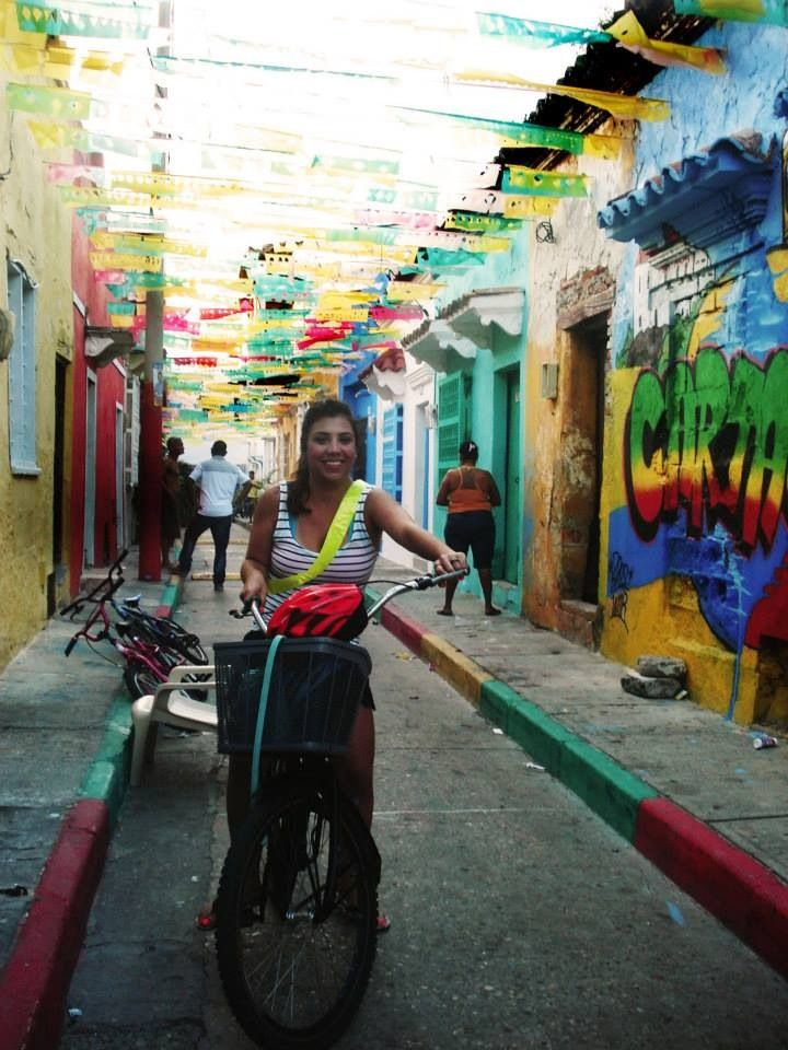 Getsemani, Cartagena, Colombia.