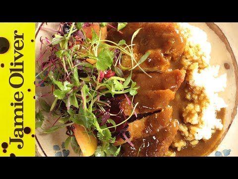 Japanese Chicken Katsu Curry Gizzi Erskine Youtube In 2020 Katsu Recipes Chicken Katsu Curry Japanese Chicken