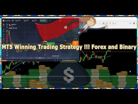 Forex binary option trading strategy 2020
