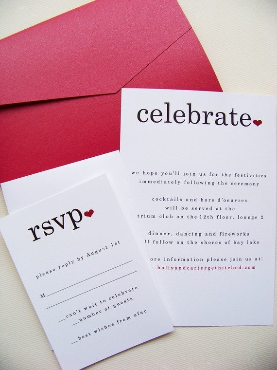 Love It! Will Get Grey Pocketfolds And Plain White Inserts. Looks Really  Simple And · Pocketfold Wedding InvitationsWedding StationeryReception ...