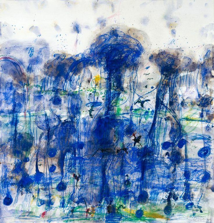 Wet Season by John Olsen